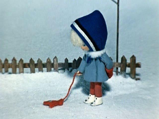 Варежка (мультфильм, 1967)