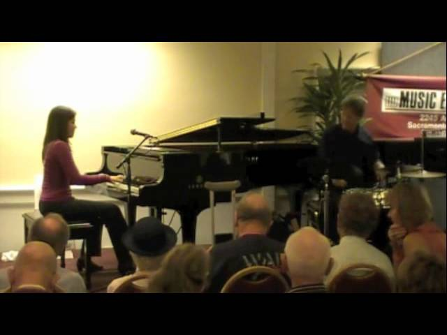 Stephanie Trick Danny Coots -- Boogie Woogie Stomp