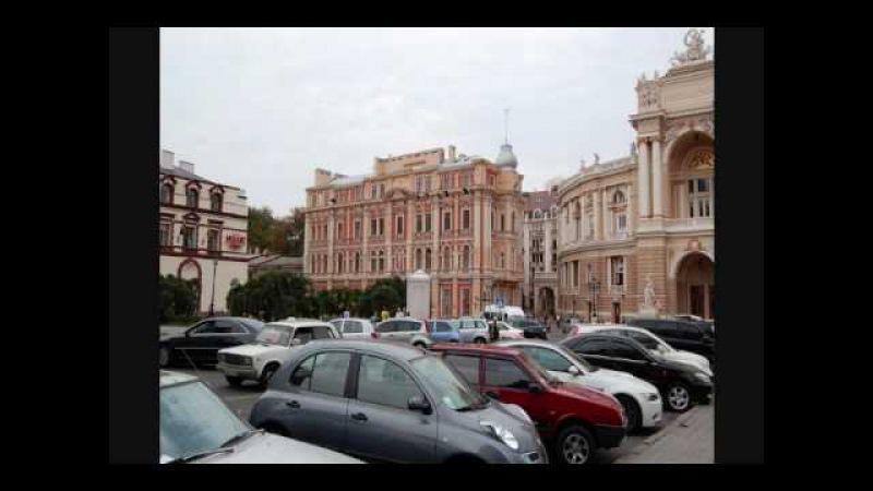 Ужасно шумно в доме Шнеерзона Одесские песни