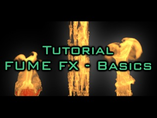 FumeFX Tutorial - 3dsMax
