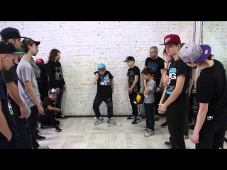 Young Wanted vs Baby Spitfire /  Tournament / Kiev / Season 2 / Tour 6