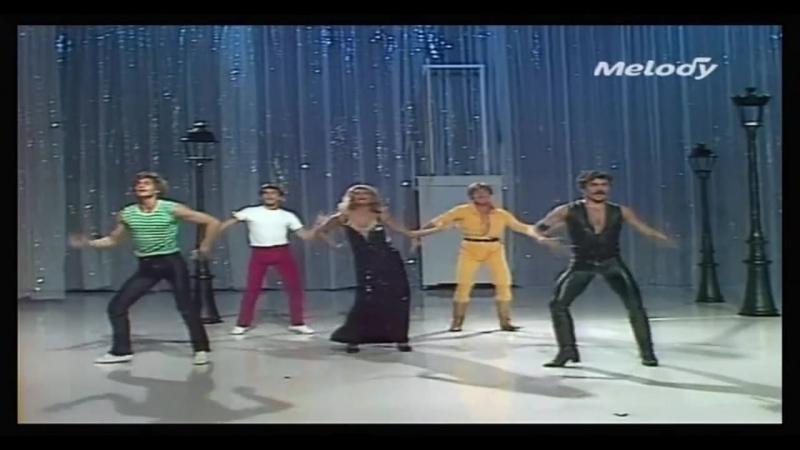 Dalida ♫ Monday Tuesday ♪ 06/10/1979 (Collaro show (A2)