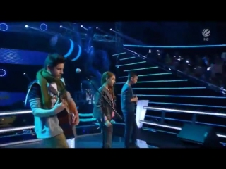 Noah-Levi vs. Luna vs. Michele - Crazy in Love - The Battles - The Voice Kids Ge
