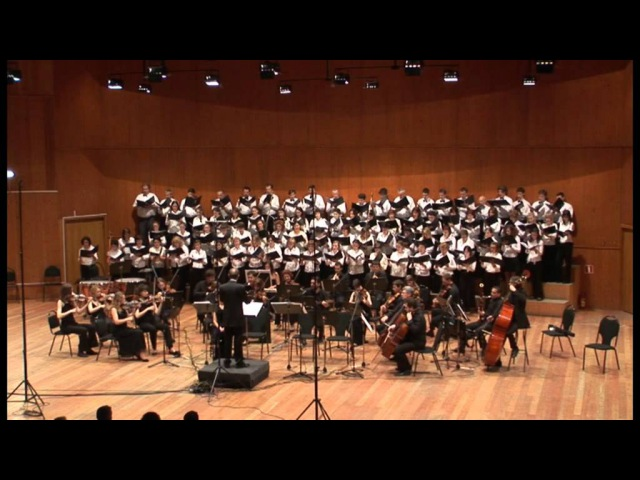 Jan Dismas Zelenka, MISERERE, conductor A. Tsaliuk Moscow, Oratorio Musica Viva
