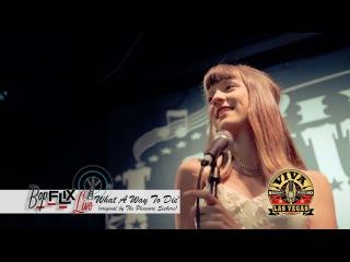 'What A Way To Die' Crystal & Runnin' Wild RHYTHM BOMB RECORDS (VLV Showcase) BOPFLIX