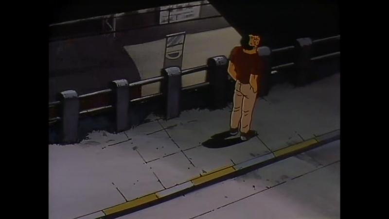Полнометражное аниме Однофунтовое Евангелие . Спорт драма комедия романтика Япония 1988