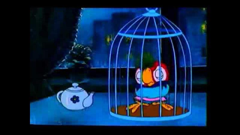 Мультфильм Возвращение Блудного Попугая, свободу попугаям