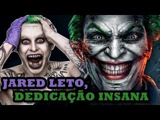 Jared Leto e sua dedicação insana como Coringa | PowerPlayBR