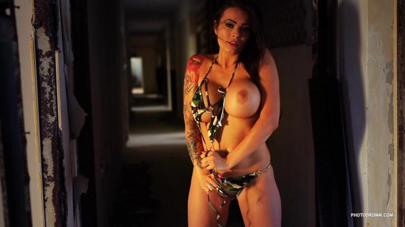 Charley Atwell Blitzkrieg Erotic, Posing, Big Tits,