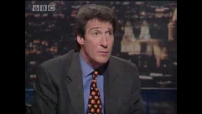 Jeremy Paxman's infamous Michael Howard interview BBC
