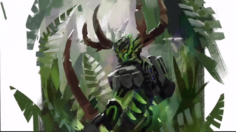 Bionicle 2016 Umarak the Hunter