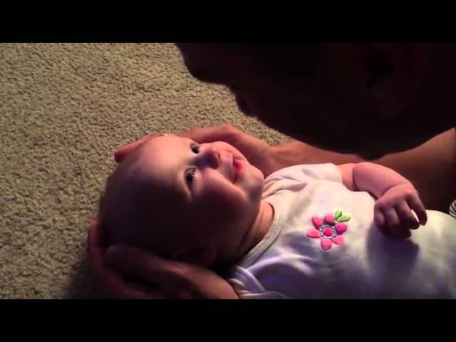 Man sings to his baby daughter 'You are so beautiful to me' in video Daily Mail Online