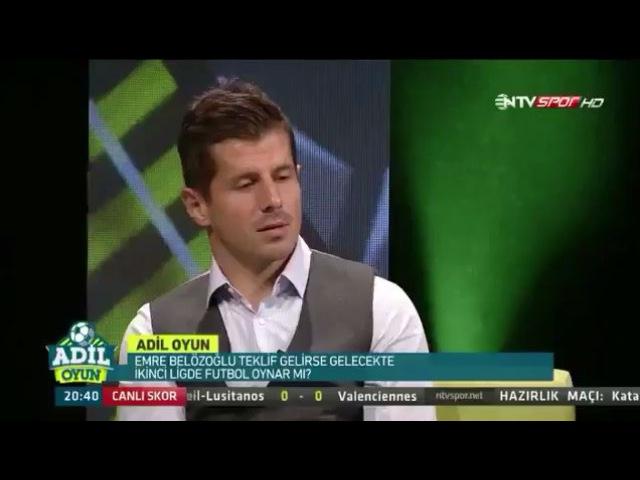 """Emre Benim çocukluğumda takımım Fenerbahçe @omerakifbello @bihterbelozoglu @volkanbello fenerbahçe fenerbahce"""""""