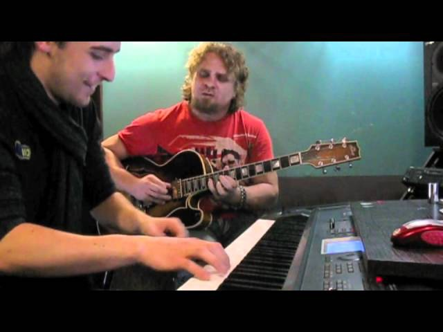 Denis Epov Nazar Guk Kistik'S HAND DURAGON JAZZ JAM NA Hati Records