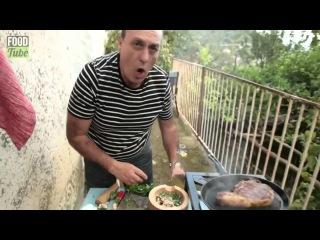 Превосходный говяжий стейк Дженнаро Контальдо