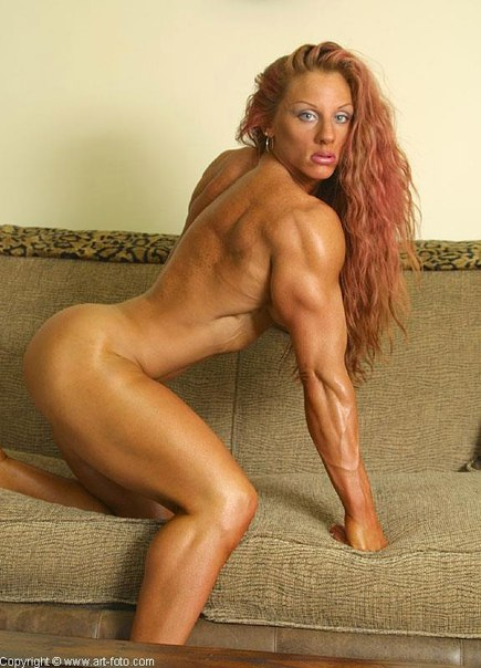 Muscle woman porn pics