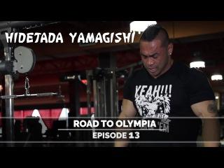 Hidetada Yamagishi - Road To Olympia 2016 - Episode 13