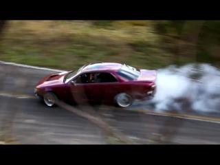 Drifting on #Toyota #Mark2 (#JZx90)
