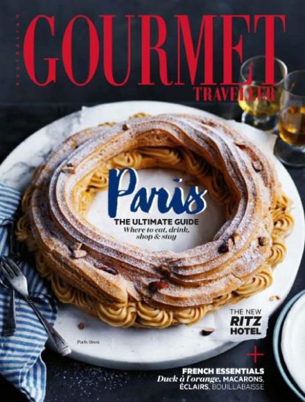 Gourmet Traveller - October 2016