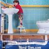 Сантехнические работы и ремонт ванных комнат в А