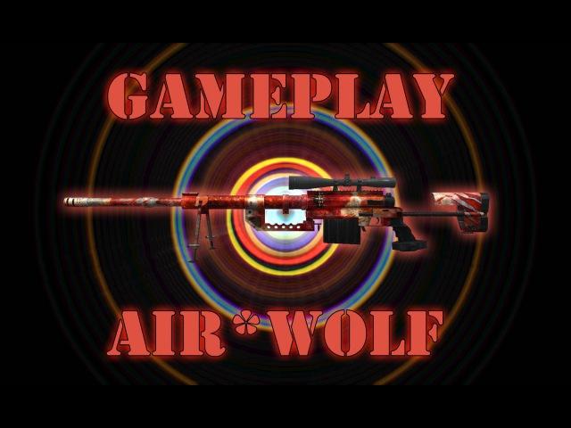★★★Gameplay Cheytack M200 Rus Air*Wolf Point Blank★★★