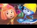 Мультфильм Фиксики Тыдыщ 2015 год. Развивающий мультик для малышей.