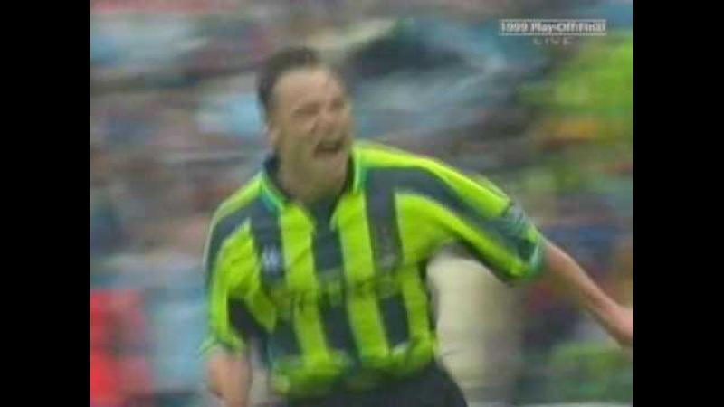 Paul Dickov Goal Wembley 1999