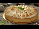 Как украсить пирог, тарт, торт белковым кремом (насадка Saint Honore) | Vinogradinka