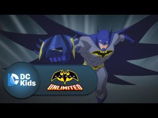 Training Standoff | Batman Unlimited | Episode 1