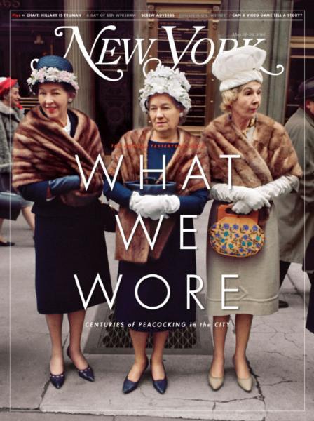 New York Magazine - 16 May 2016