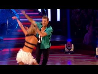 Ashley Taylor Dawson & Ola Jive to 'Johnny B Goode' - Strictly Come Dancing: 2013 - BBC One
