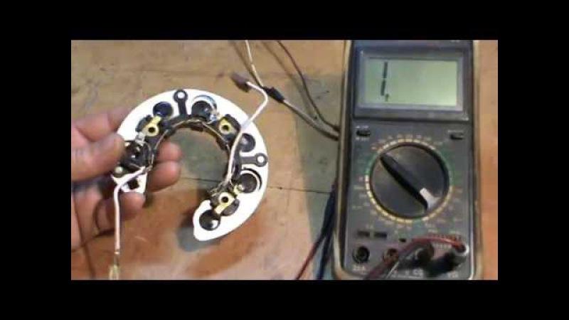 Как прозвонить цепь и проверить диоды мультиметром