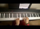 J S Bach Preludia C dur Casio Privia