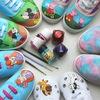 Кеды с росписью. Ручная роспись обуви, одежды