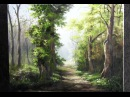 Oil Painting Walk in the Forest - Paint with Kevin Hill