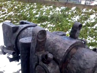 47-мм корабельная пушка Гочкиса образца 1885 года.