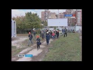 Энергоквест 2014 для студентов СамГТУ (Эфир на телеканале Россия)