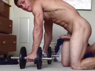 Michael hoffman мастурбирует