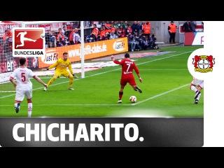 Javier Hernandez Keeps Scoring – Chicharito Bags 16th Goal of the Season in Rhine Derby
