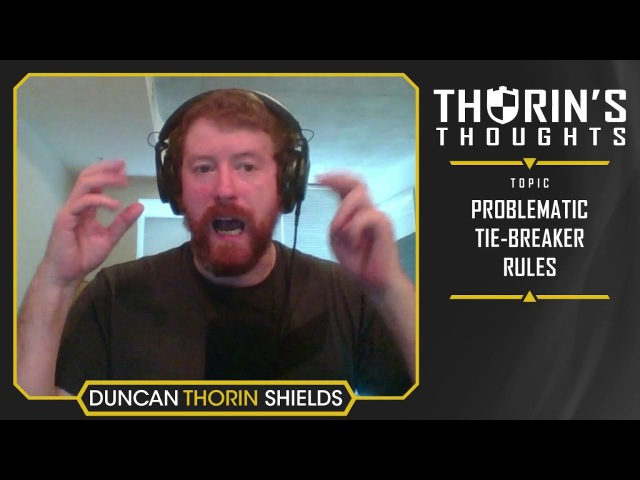Thorins Thoughts - Problematic Tie-Breaker Rules (CSGO)