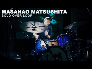 "Meinl Cymbals Masanao Matsushita Drum Video ""Solo Over Loop"""