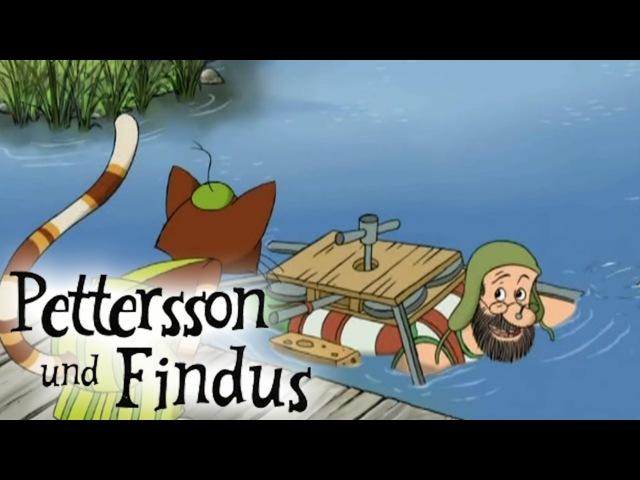 Pettersson und Findus Tapferes Seepferdchen Komplette Folge