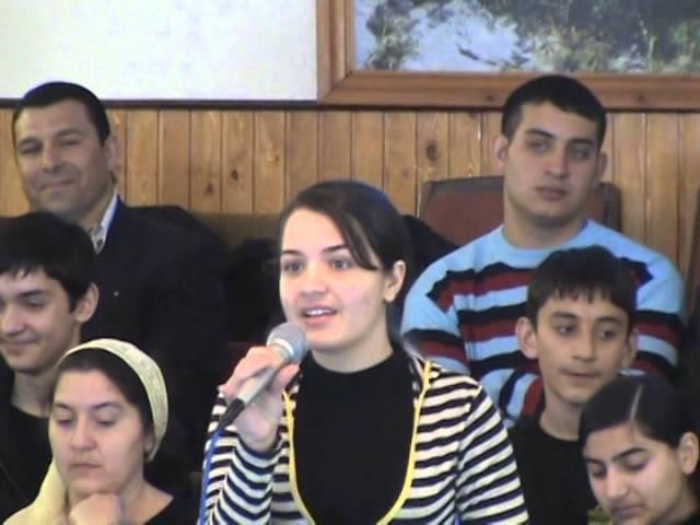 Роми (Цыгане) Христиане благовествуют В Селе Стурзовка (Глодень)