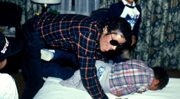 Michael Jackson Amassed Collection Of Twisted Pornographic Images