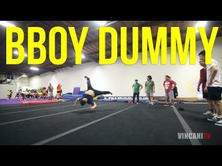 When Gravity Doesn't Apply | BBoy Dummy