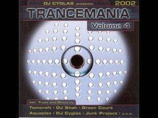 Trancemania Volume 4 - DJ Cyglas