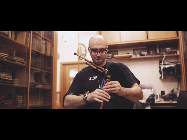 Smallpipes in D