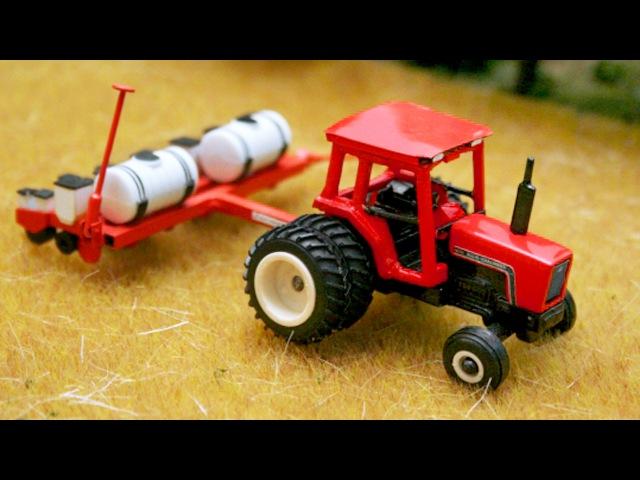 Traktory Bajki Dla Dzieci Zabawa i Praca Na Farmie Video for Kids