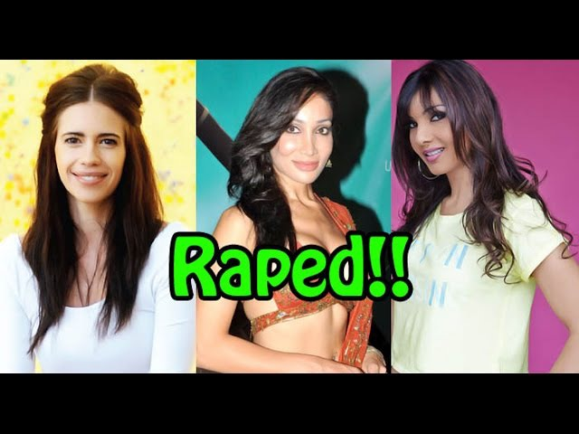 5 Bollywood Actresses Who Were Raped in Real Life