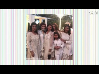 Famous celebrities spotted at nomi ansari 'whitefeast' iftar party